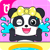 Baby Panda Care: Daily Habits Android APK Download Free By BabyBus Kids Games