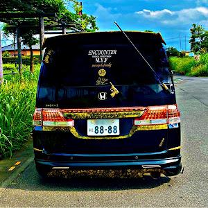 ステップワゴン RG1 のカスタム事例画像 YUUGAさんの2020年07月06日18:31の投稿