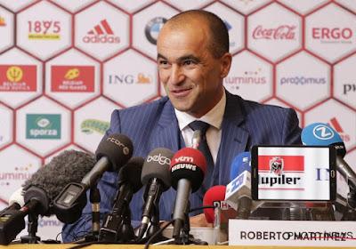 Roberto Martinez va assister à son premier match de Pro League, une chance pour ces Belges ?
