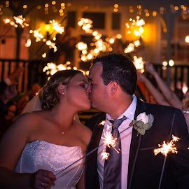 The Perfect End to the Perfect Day by Sarah Sullivan - Wedding Reception ( nikon, sarah sullivan photography, wedding )