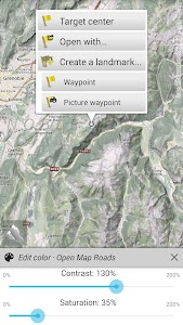 AlpineQuest GPS Hiking (Lite) screenshot 3