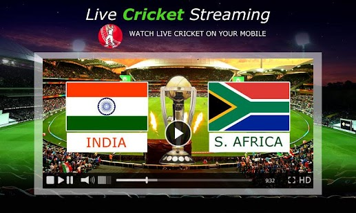 Live Cricket TV : India VS South Africa - náhled