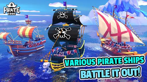 Pirate Code - PVP Battles at Sea 0.7.5 screenshots 2