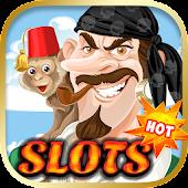 Slots - Treasure Island ★ FREE