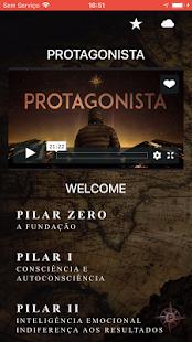 Protagonista by Felipe Marx