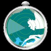 Weather radar map Mod