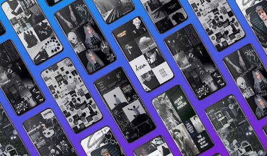 Black Aesthetic Wallpaper - Apps on Google Play