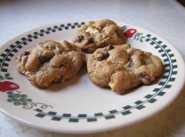 Aaron's Temptation Chocolate Chip Cookies Recipe