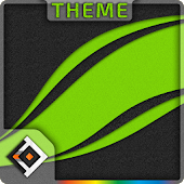 Material Abstraction Xperia™ theme