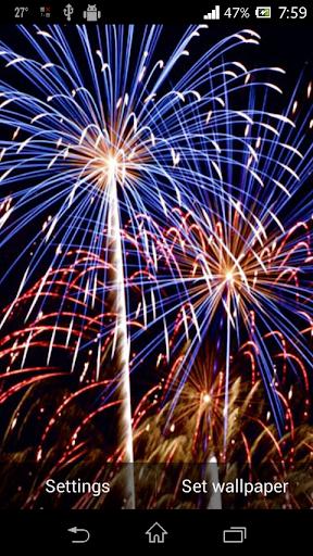 Firework Ripple Live