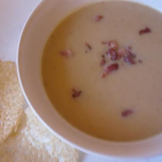 Smoked Bacon, Leek & Potato Soup