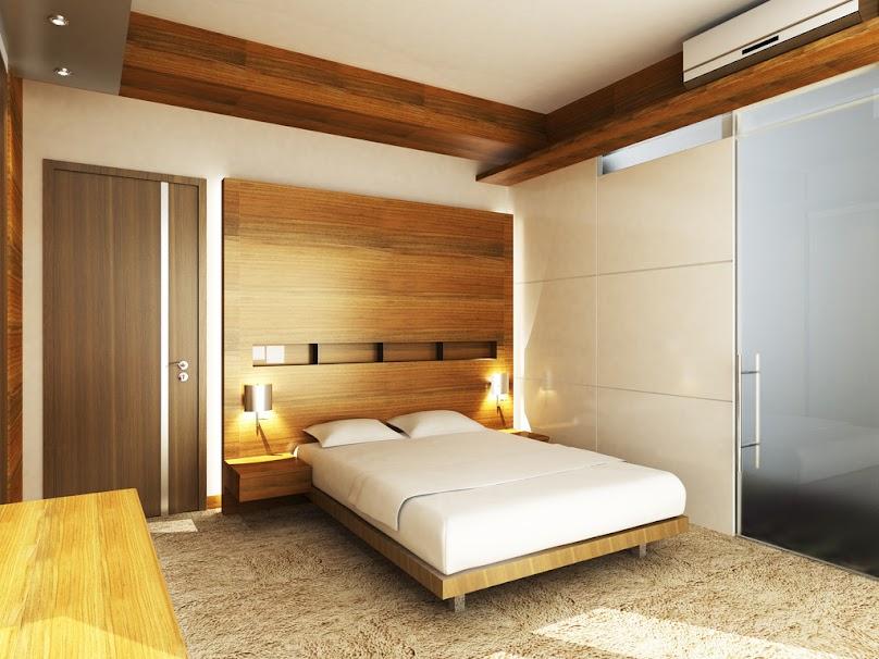 Klimatyzator w sypialni