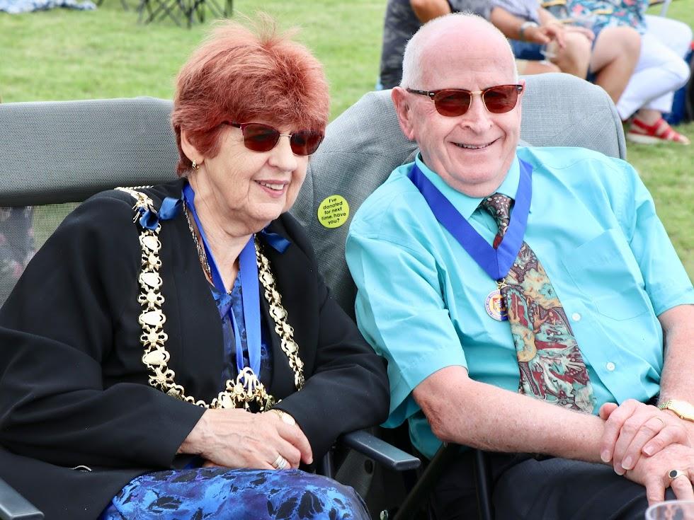 Tributes in the Park St Michaels Village Community Group Tenterden
