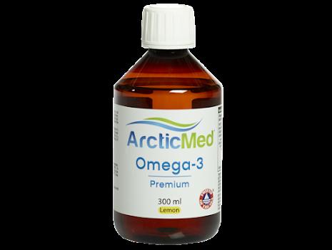 Omega-3 Citronsmak