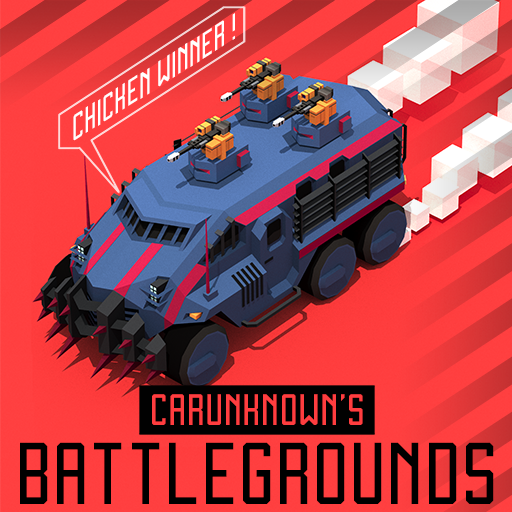 BATTLE CARS: war machines with guns, battlegrounds Icon