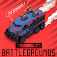 BATTLE CARS: war machines with guns, battlegrounds icon