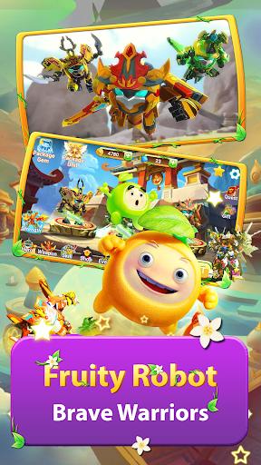 ninja fruit: superhero fighting - future war screenshot 2