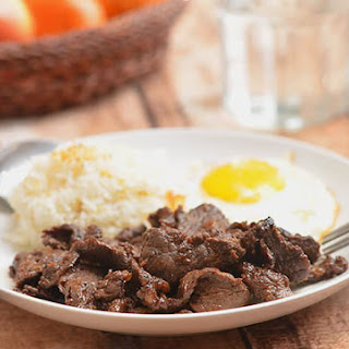 Filipino Beef Tapa Recipe