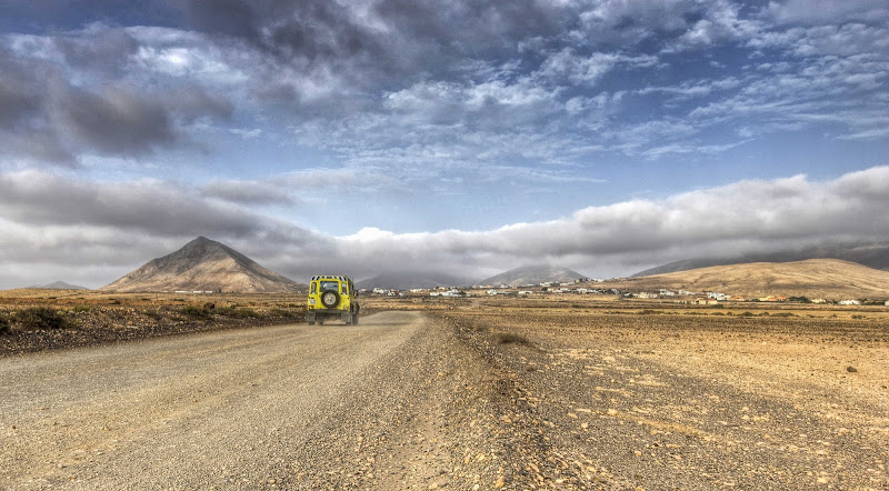 Desert route di Roberto Simonazzi