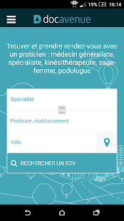 Docavenue – Vignette de la capture d'écran