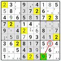 Sudoku - Free Brain Puzzle Game & Offline icon