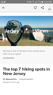 New Jersey Today- screenshot thumbnail