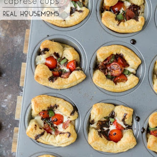 Puff Pastry Cups Recipes.