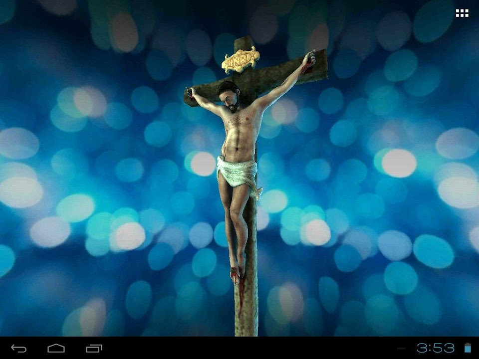 3d Jesus Christ Live Wallpaper Apk Download Free For Android