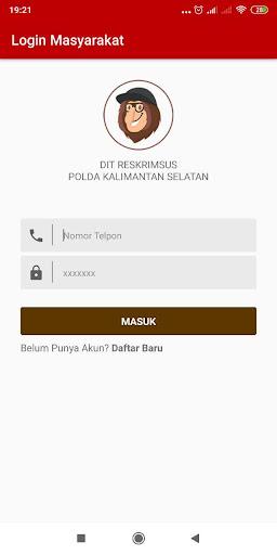 Bekantan - Polda Kalimantan Selatan screenshot 1