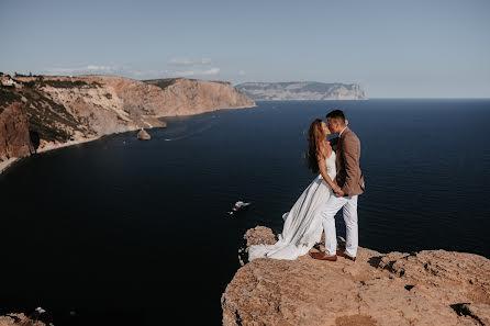 Fotógrafo de casamento Андрей Красавин (krasavinphoto). Foto de 24.12.2020