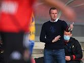 "Nicky Hayen honnête après Seraing-Waasland-Beveren : ""Nous ne méritions pas de gagner"""