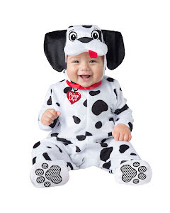 Bebisdräkt, dalmatin