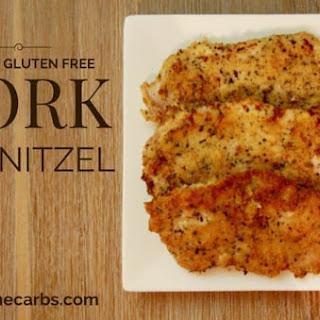 Grain-Free Pork Schnitzel.
