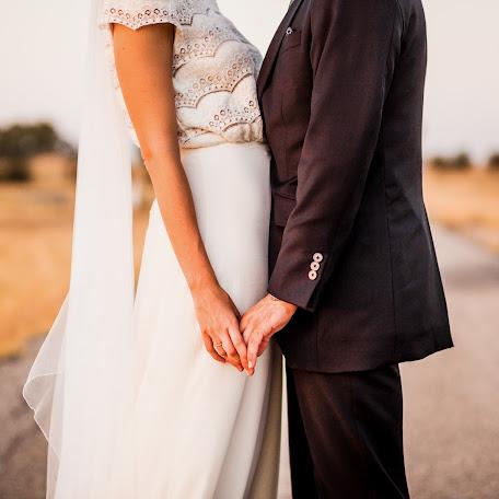 Fotógrafo de bodas David Quirós (quirs). Foto del 21.10.2016