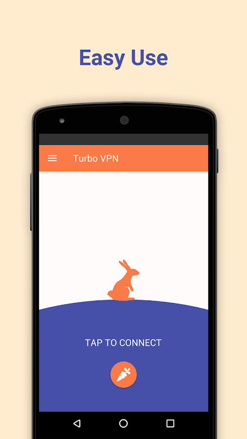 Turbo VPN – Unlimited Free VPN- screenshot