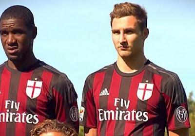 Officiel : Un défenseur du Milan AC arrive à Mouscron