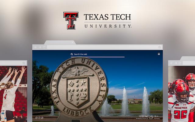Texas Tech University New Tab