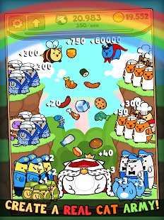 Kitty Cat Clicker - Hungry Cat Feeding Game- screenshot thumbnail