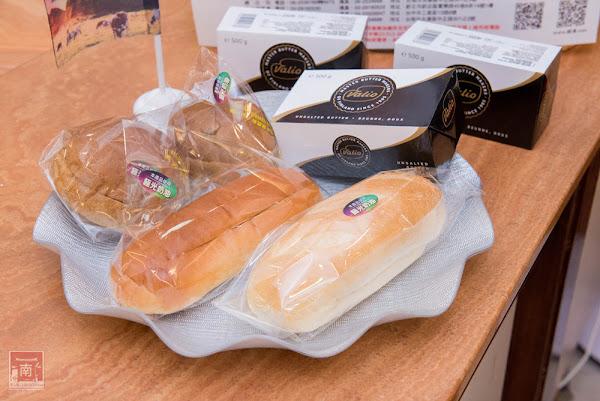 來自芬蘭Valio蔚優發酵奶油極光奶油麵包.麥園烘焙坊