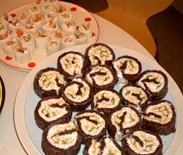 Photo: Birthday Sushi