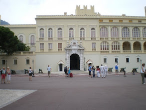 Photo: The Royal Palace is Prince Albert's home