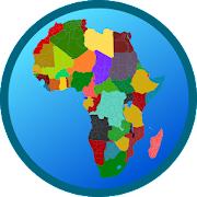 Map of Africa Free