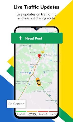 Street View - Live Earth Map , GPS Navigation 2.7 Screenshots 3