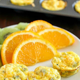 Mini Egg Breakfast Muffins.