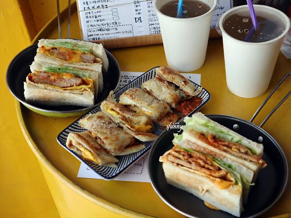 職人 吐司部~工業風超人氣早午餐 手工吐司/酥皮蛋餅/大甲芋頭吐司