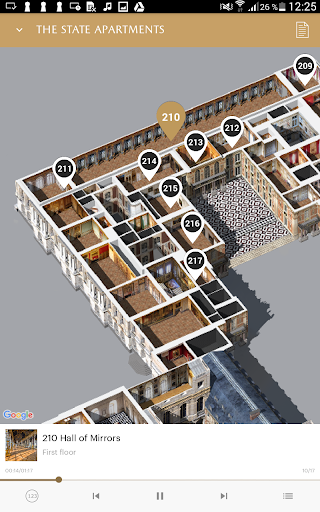 Palace of Versailles screenshot 8