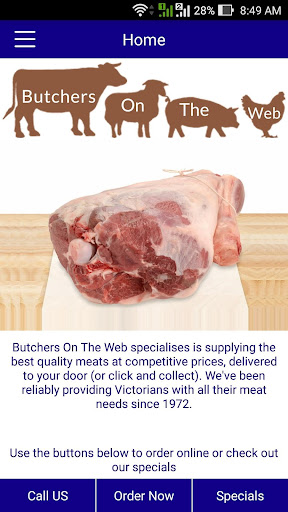 Butchers On The Web