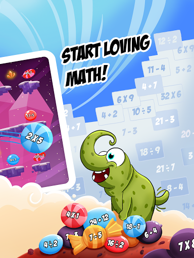 Monster Math 2: Fun Math Games. Kids Grade K-5 1137 screenshots 8