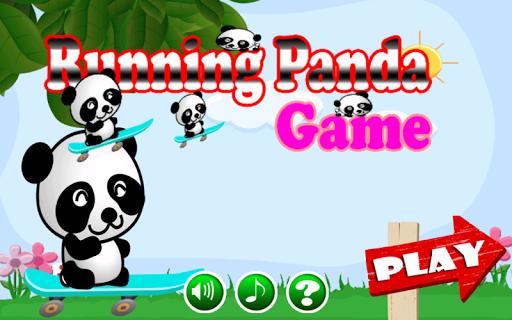 Running Panda Game