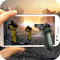 AR Terrorist Shoot 360° icon
